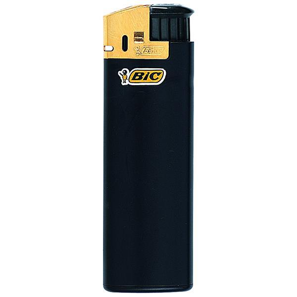 BIC Feuerzeug J38 Electronic gold, kindergesichert 1 Stück