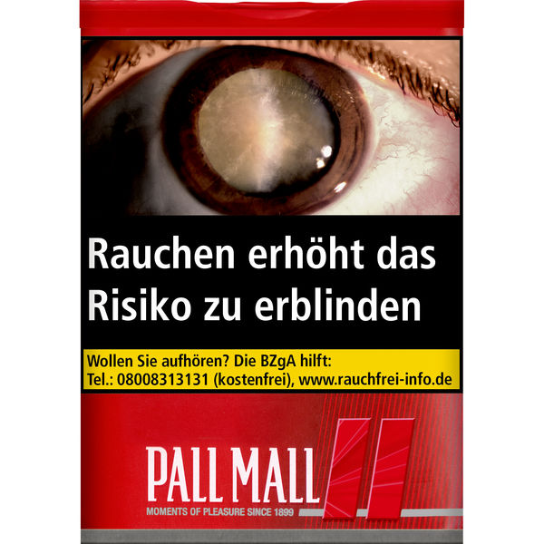Pall Mall Red L 45g