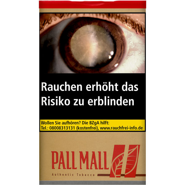 Pall Mall Authentic Red XL 60g