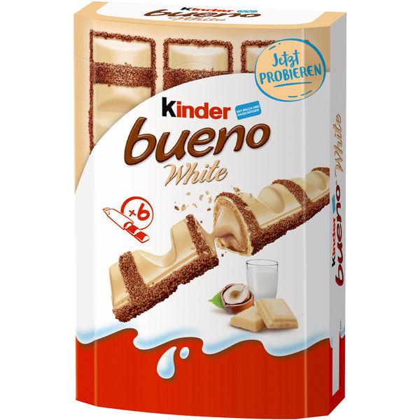 Ferrero Kinder Bueno White 6er