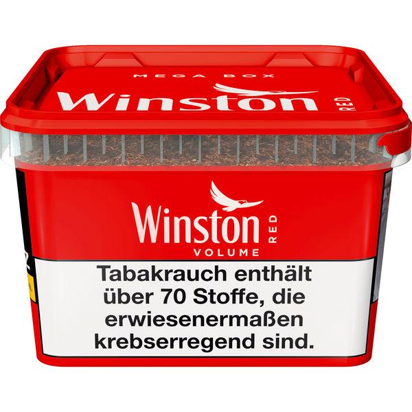 Winston Volume Tobacco Red Mega Box 170g