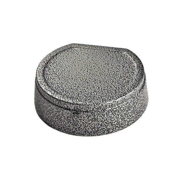Atomic Rauchfrei Aschenbecher mit Deckel 6 Stück