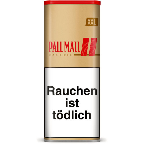 Pall Mall Authentic Red XXL 105g