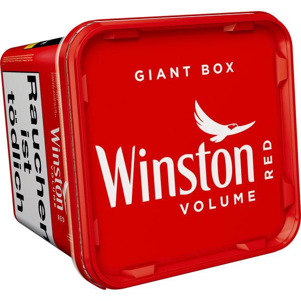 Winston Volume Tobacco Red Giant Box 260g
