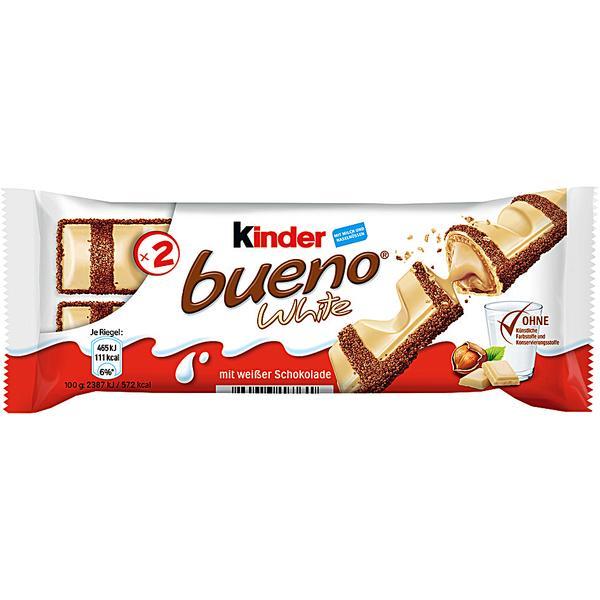 Ferrero Kinder Bueno White 2er