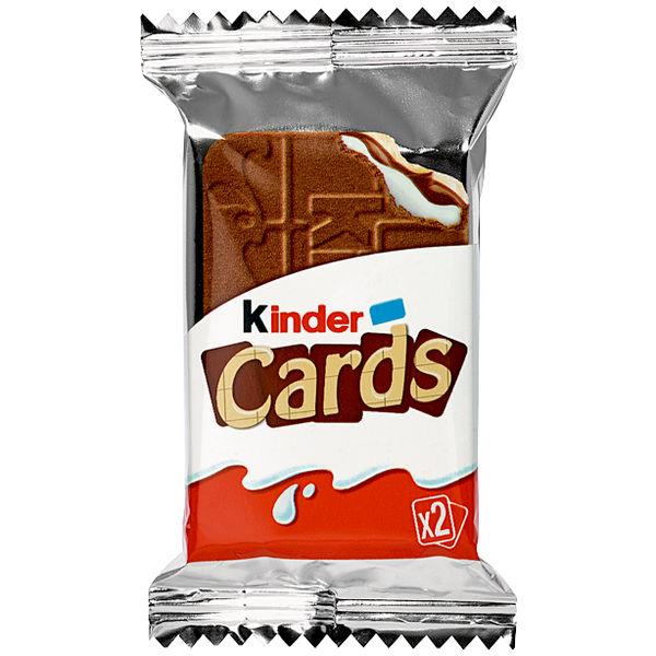 Ferrero Kinder Cards 2er