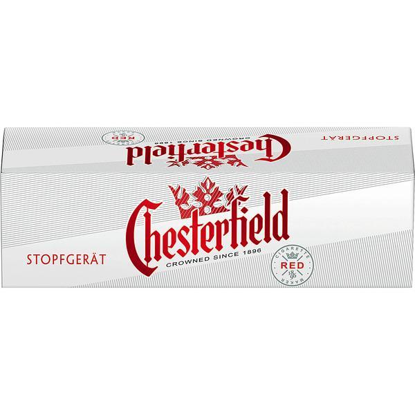 Chesterfield Stopfer Stopfmaschine